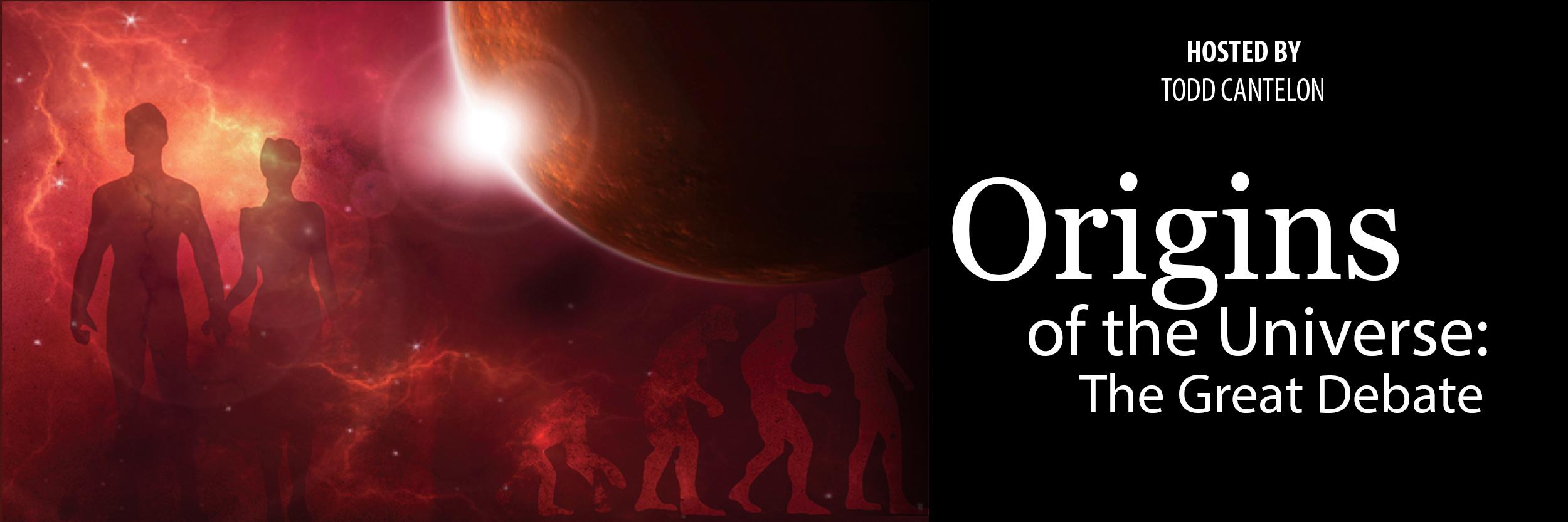 Origins of the Universe Slider